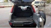 Хонда CR-V 1, багажник