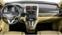 Хонда CR-V 3, интерьер