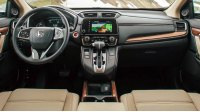 Хонда CR-V 5, интерьер