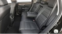 Хонда CR-V 5, задние сиденья